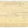 Receipt from Treasurer (original copy)