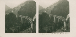 Ravenna Viaduct in the Der Schwarzwald