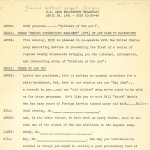 Soldiers of the Air radio script, April 16, 1941
