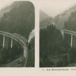 Ravenna Viaduct in the Der Schwarzwald