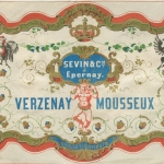 SEVIN and Cie Wine label