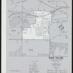 Map of Wood Village, Oregon